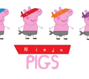 Ninja Pigs