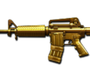 M4A1-S-Dual Mag Ultimate Gold