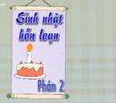 Chaotic Birthday (Part 2)