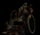 Wheelchair Monster