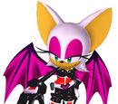 Rouge the Bat/Galeria