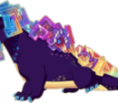 Dragon de Bismuth