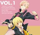 Tsukiuta. THE ANIMATION Vol. 1