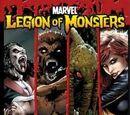 MARVEL COMICS: Legion Of Monsters in the media