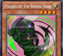 Magnificent Vine Binding Snake