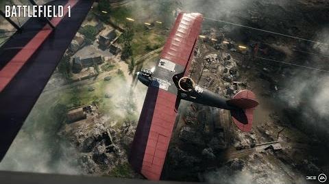 Battlefield 1 Gameplay Series: Vehicles Trailer