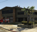 Bullworth Central Fire Station