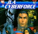 JLA/Cyberforce Vol 1 1