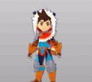 Rider Armor (MHST)