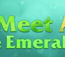 Meet Aiolos, the Emerald Dragon!