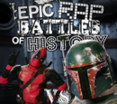 Deadpool vs Boba Fett/Gallery