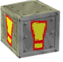 Crash Bandicoot 2 Cortex Strikes Back Iron ! Crate.png