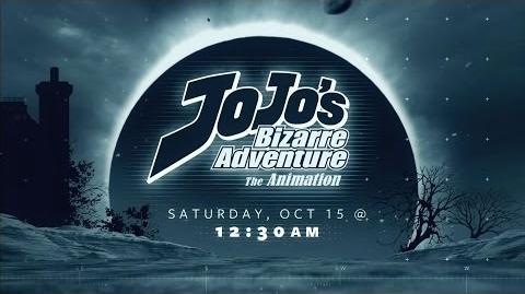 Toonami - JoJo's Bizarre Adventure Promo (HD 1080p)
