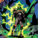 Victor von Doom (Earth-616) and Doctor Doom's Mystical Armor from Fantastic Four Vol 3 69 0001.jpg