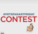 Cool Doggy/The Secret Life of Pets Fan Art Friday