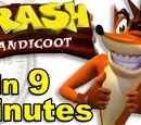 The History of Crash Bandicoot feat. Caddicarus