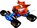 Crash Team Racing Crash Bandicoot In-Kart.png