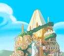 Sonic Chronicles: The Dark Brotherhood locations