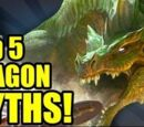 Top 5 DRAGON Myths from Dragon Nest