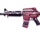M4A1-S-Dual Mag Blossoms
