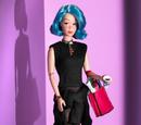 1 Modern Circle Melody Doll (B2525)