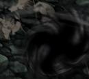 Shakuton - Halo Éolien de la Flèche Céleste de Flammes Noires