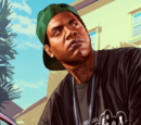 Supporting Characters (Grand Theft Auto V)