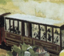 Skarloey Railway Saloon Coaches