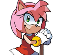 Amy Rose (Pre-Super Genesis Wave)