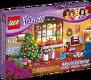 41131 Новогодний календарь LEGO Friends
