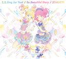 "TV Anime ""Aikatsu Stars!"" New OP/ED Themes - 1, 2, Sing for You! / So Beautiful Story"