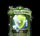 Faraday Amulet