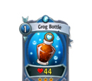 Grog Bottle