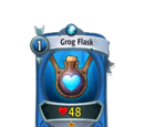 Grog Flask