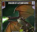 Dragon of Autumn Wind