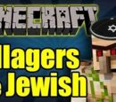 Minecraft: The Villagers' Jewish Origins
