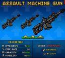 Assault Machine Gun Up2