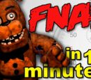 The History of Five Nights at Freddy's