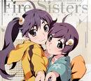 Anime Monogatari Series Heroine Book 7: Fire Sisters
