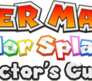 Paper Mario: Color Splash: Director's Cutout