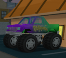 Obliteratatron Big Wheel Truck