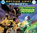 Hal Jordan and the Green Lantern Corps Vol 1 9