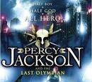 FlyingDodrio/I read a Percy Jackson book.
