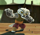 Kung Fu Panda: Legends of Awesomeness characters