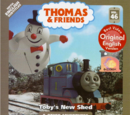 Toby's New Shed and Other Thomas Adventures
