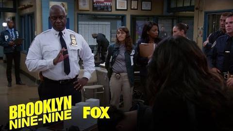"Holt Hates the Word ""Bone"" Season 4 Ep. 8 BROOKLYN NINE-NINE"