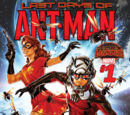 Ant-Man: Last Days Vol 1 1