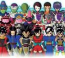 Dragon Ball Heroes Team (Dragon Ball Series)