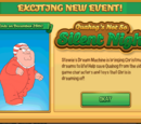 Quahog's Not So Silent Night
