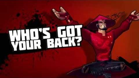 Blitz Brigade Squads - Who's got your back?